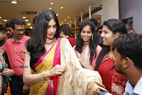 Actress Adah Sharma Launches Saree Niketan Showroom  0006.jpg
