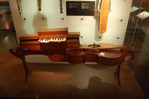 Musical Instrument Museum Brussels Belgium