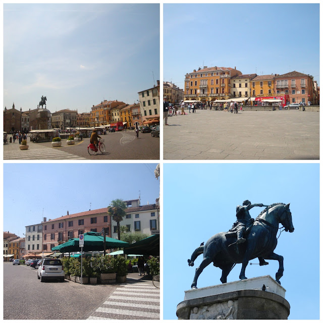 Piazza del Santo, Padova