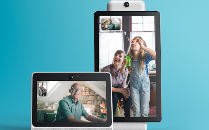 Facebook Starts Selling Portal Video Chat Devices