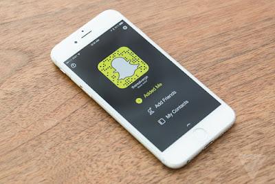 Ingin Mendapat Penghasilan Lebih, Snapchat Mulai Menampilkan Iklan