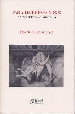 Pan y leche para niños, tercera edición, Francisco Acuyo, Ancile