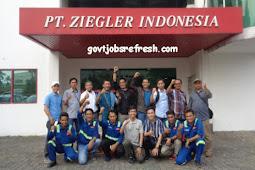 Loker Operator Terbaru PT. Ziegler Indonesia Bulan Januari 2019