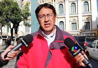 OPOSICIÓN cuestiona convocatoria a sesión de la Cámara de Diputados para aprobar el adelanto de las elecciones de octubre a petición de Evo Morales y el MAS