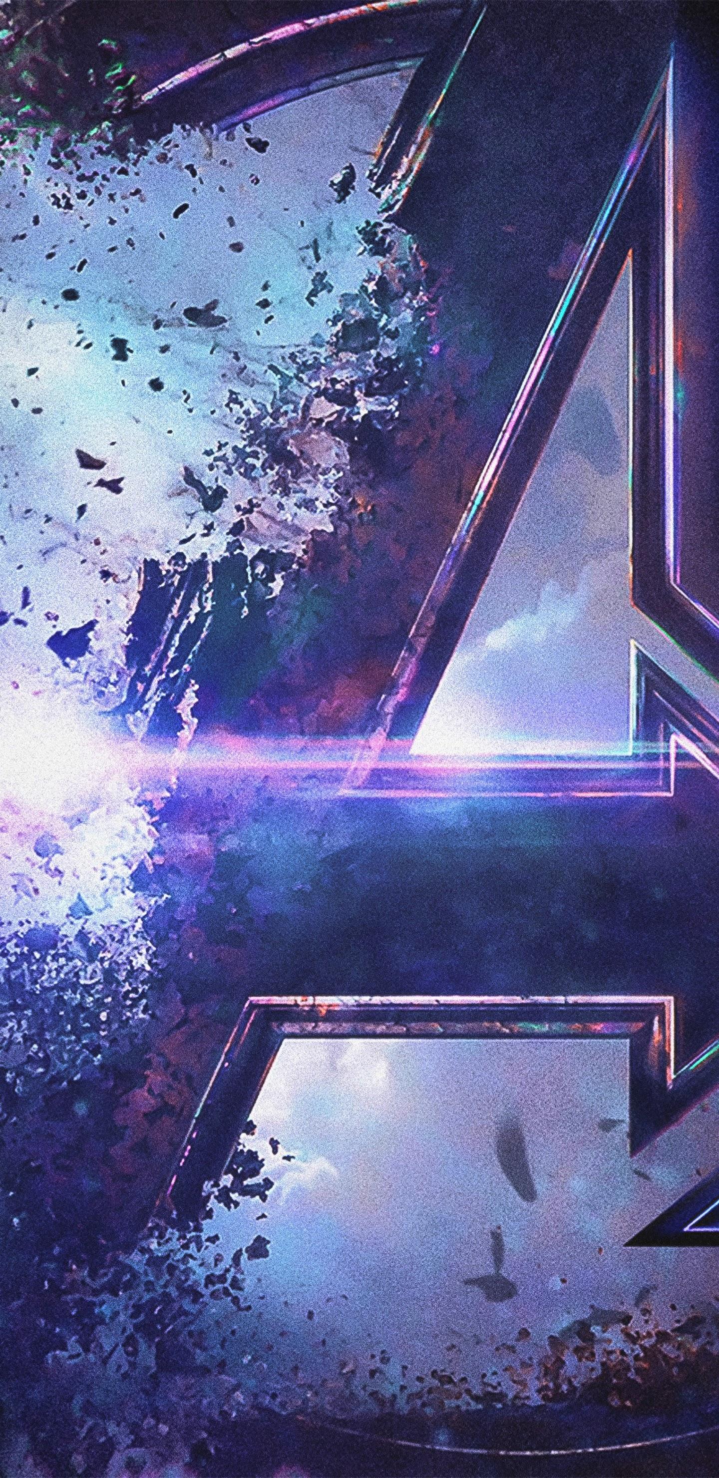 Avengers Endgame Logo 4k Wallpaper 67