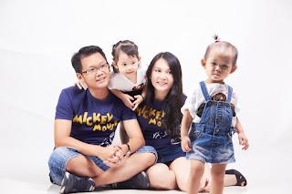 Eily Wong Family Portrait