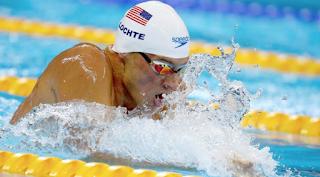 U.S. Swimmer Ryan Lochte Robbed at Gunpoint in Brazil