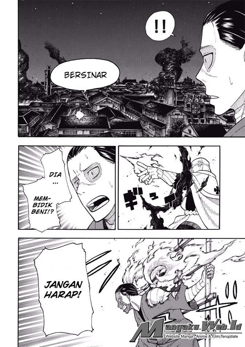 Fire Brigade of Flames Chapter 49-18