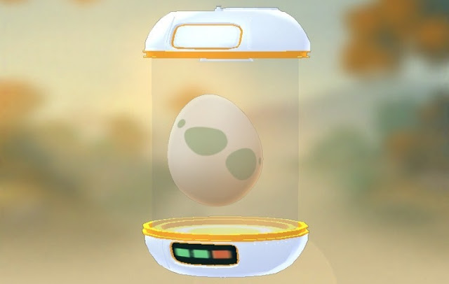 Cara Mendapatkan Egg Incubator Tambahan Gratis di Pokemon GO