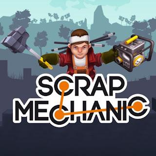 Scrap Mechanic PC Game Download Full Version