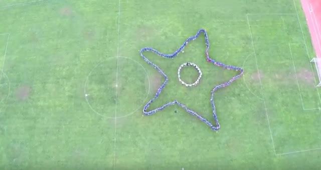 Έλαμψε στο Ναύπλιο το αστέρι του Ατρόμητου Αθηνών (βίντεο drone)