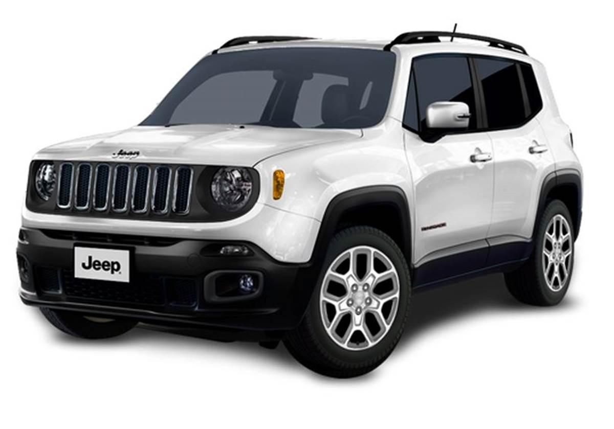jeep renegade brasil estimativa de pre os das vers es car blog br. Black Bedroom Furniture Sets. Home Design Ideas