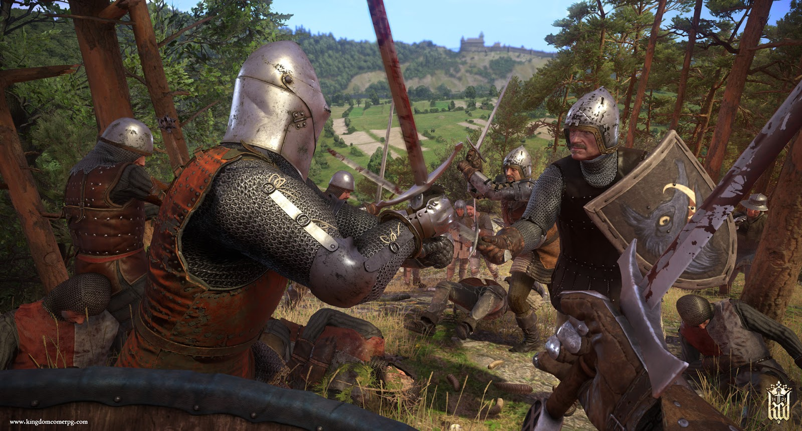 Kingdom Come Deliverance The Amorous Adventures Of Bold Sir Hans Capon PC ESPAÑOL (CODEX) + REPACK 9 DVD5 (JPW) 5