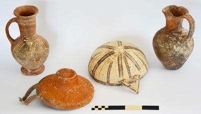 Λήξη ανασκαφής στη Δρομολαξιά-Βυζακιά (Χαλά Σουλτάν Τεκκέ)