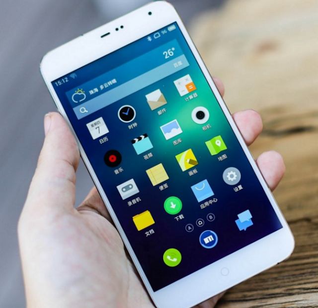 Firmware Stock ROM Meizu MX3
