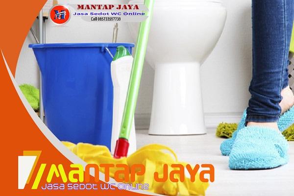 Petingnya Menjaga Kebersihan Kamar Mandi
