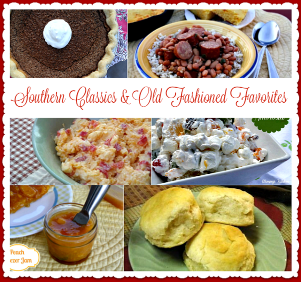 Mommy'S Kitchen - Recipes From My Texas Kitchen: Southern Classics