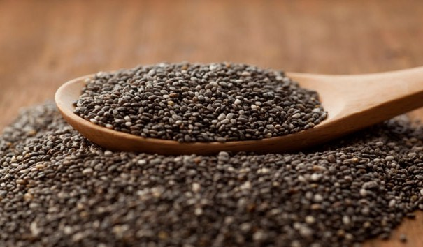 Lose weight fast with chia seeds