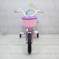 Sepeda Anak Wimcycle Sofia 12 Inci Lisensi