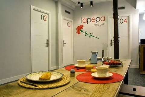 B&B La Pepa Chic Madrid