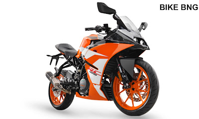 KTM RC125 Specification and Price bangladesh