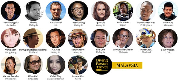 List of Speakers for DRT Malaysia