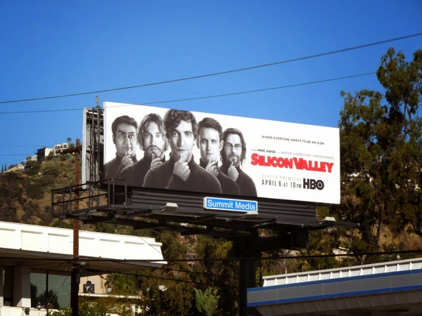 Silicon Valley season 1 billboard