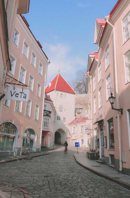 Tallinna, Tallinna tutuksi, Maria Geller, Pexels,