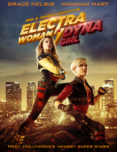Ver Electra Woman and Dyna Girl (2016) Online