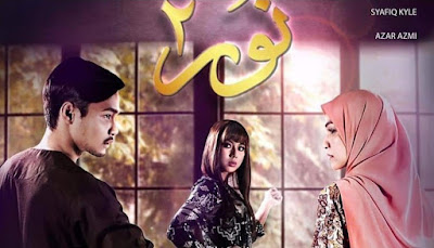 Synopsis Drama Nur 2 (Syafiq Kyle & Amyra Rosli)