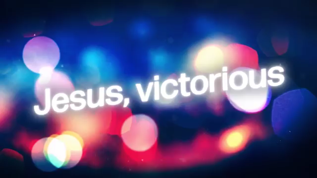 AUDIO Mp3 | Mozaiek Worship Jesus Victorious | Listen