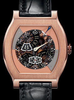 Montre F.P. Journe Vagabondage III