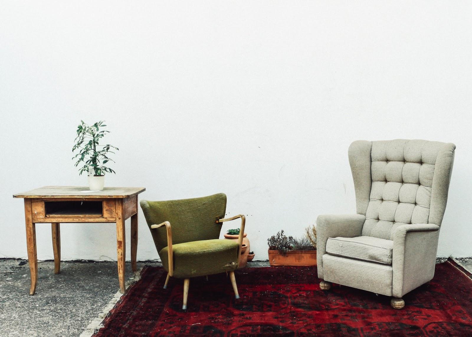 Nadaj drugie życie staremu fotelowi