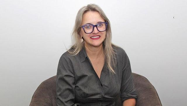 Pitanga: Geovania Dziubate faz história como primeira mulher a comandar a OAB