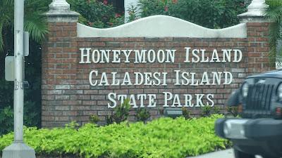 Fährzeiten in Caladesi Island State Park, Florida USA