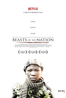 Beasts of No Nation, Movie Poster