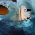 Άνδρος: Δείτε τη δραματική διάσωση 9 ναυτικών με τη συνδρομή ελικοπτέρου του ΠΝ (video)