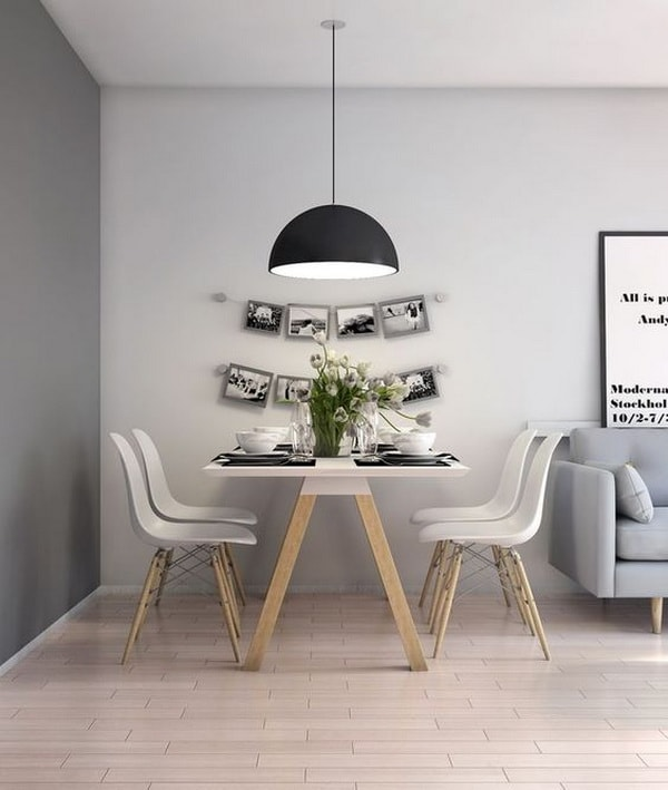7 Interesting Ideas of Dining Room That Will Surprise You 4