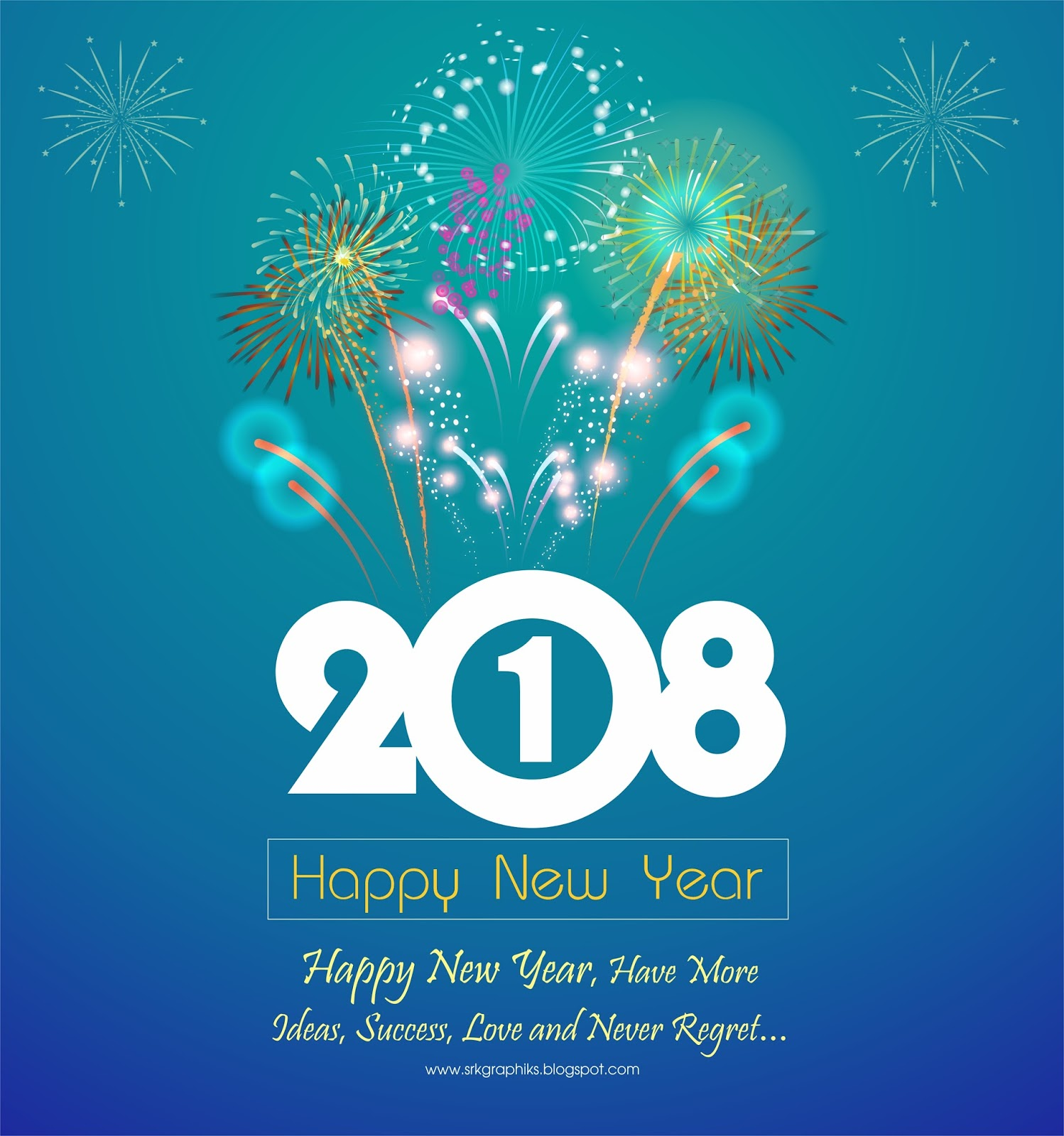 Latest Happy New Year 2018 Greetings Wtih Hd Wallpapers In Telugu