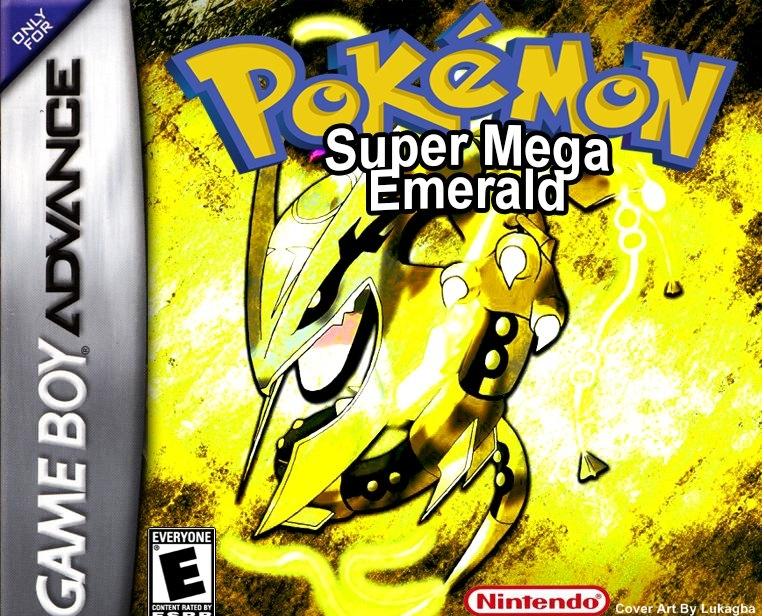 Pokemon Super Mega Emerald