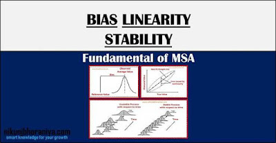 Bias Linearity and Stability