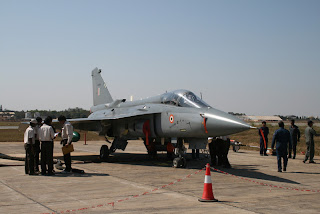 Indian Light Combat Aircraft LCA Tejas. Weapon Trials