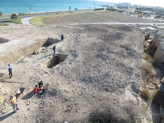 Archaeological explorations start at Sassanid site in southern Iran
