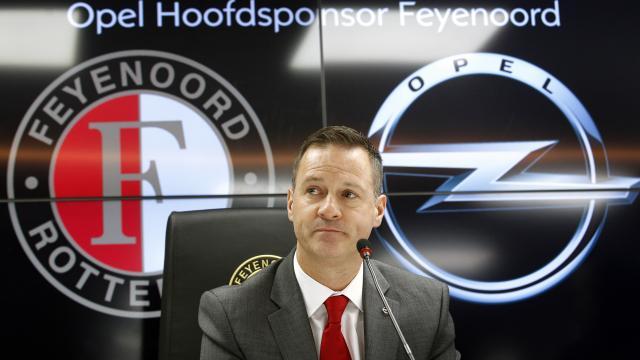 El acuerdo de Chevrolet con el United empuja a Opel fuera del Feyenoord