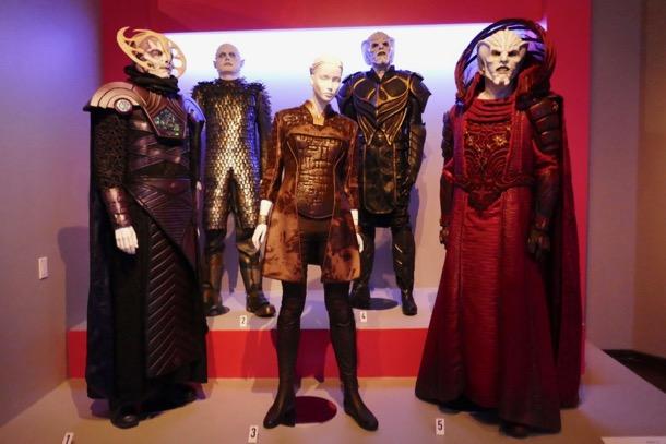Orville season 1 costumes