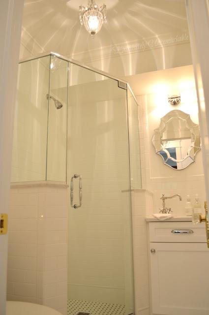 Shabby Style Bathroom