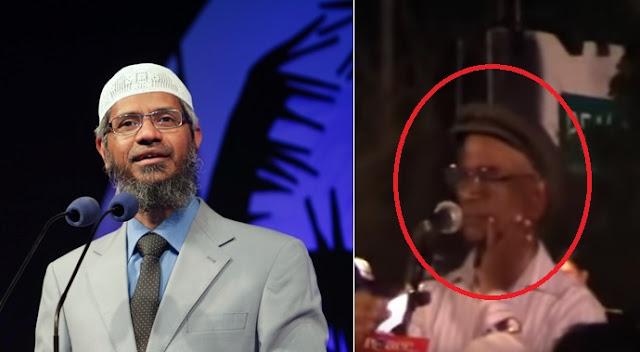 Pastor Ini Cari-Cari Ayat di Bibel agar Kepala Dr Zakir Naik Dipenggal, Hasilnya…
