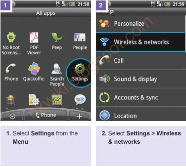 Android 4G LTE APN Settings Step By Step Procedure
