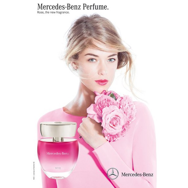 Mercedes-Benz Rose
