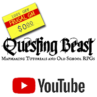 Free GM Resource: Questing Beast YouTube Channel